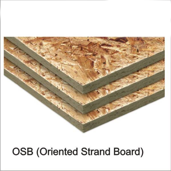 Osb Oriented Strand Board Boards 11 Mm Thick