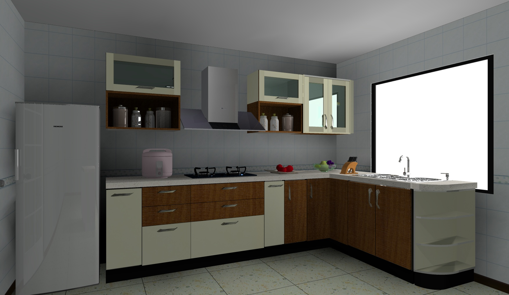 Small kitchen design tips for Kitchen design in nepal