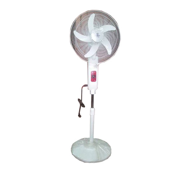 Ng Royal Stand Fan With Rechargeable Battery