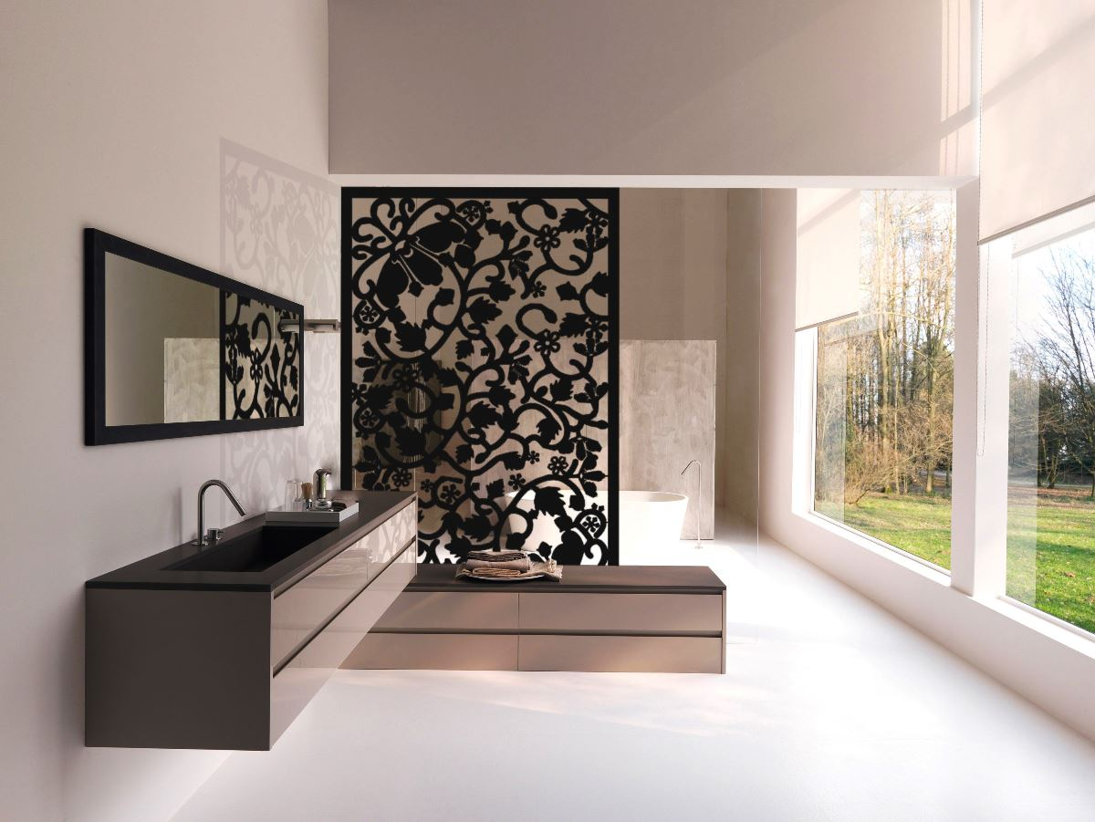 Cnc Designs जल डजइनहर For Room Partitions