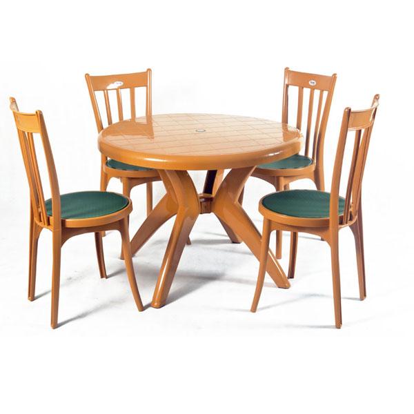 Supreme Furniture Antik With Marina Dining Set